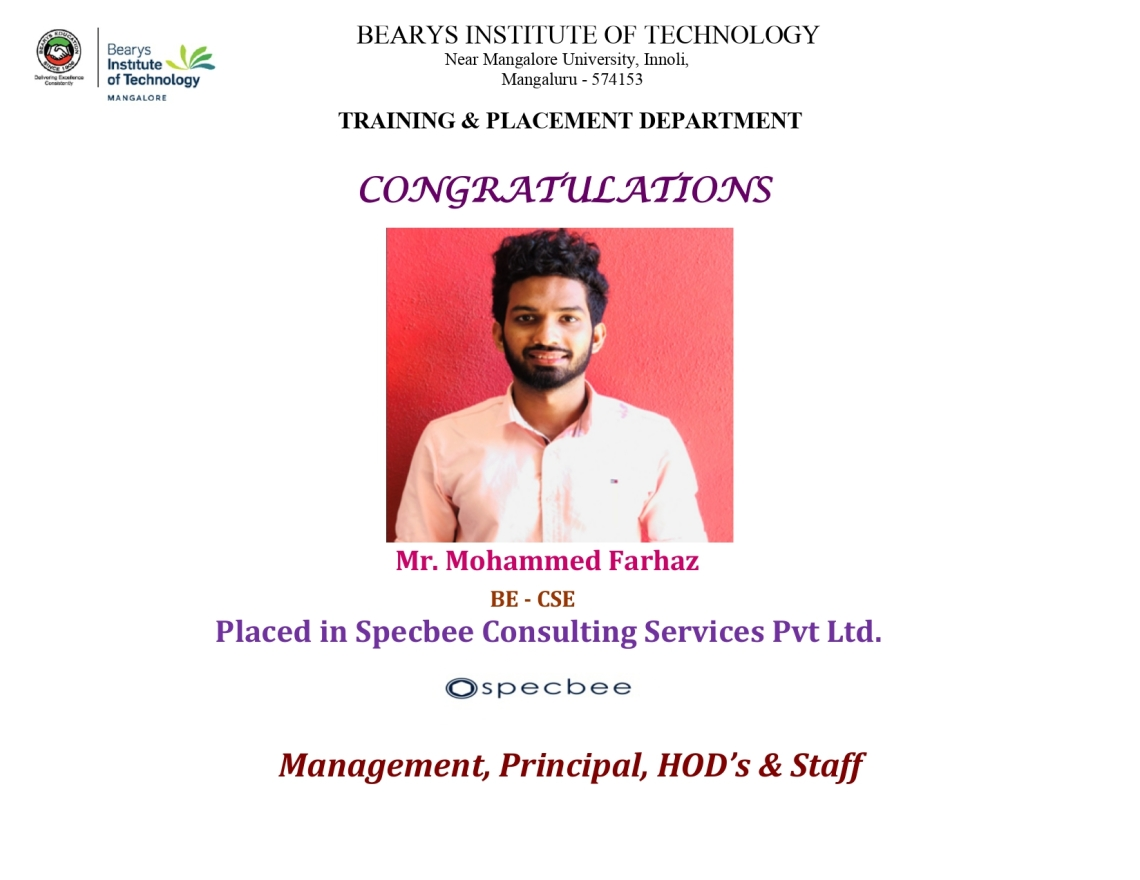 Congratulations to the students placed in BIT campus interview_page-0002
