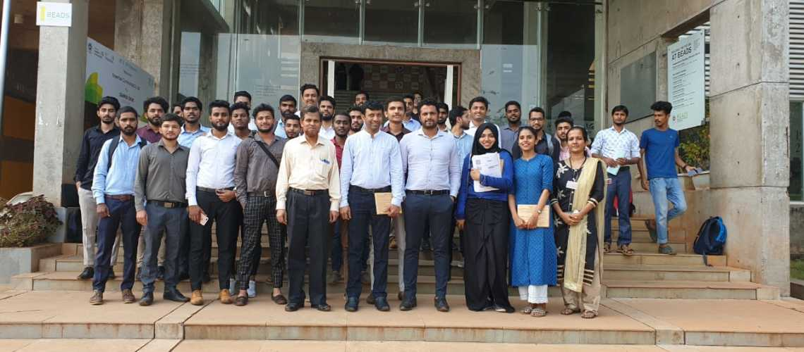 Expertise Contracting Co Ltd - Pool Campus Recruitment Drive - 26.12.19 - Photo 1